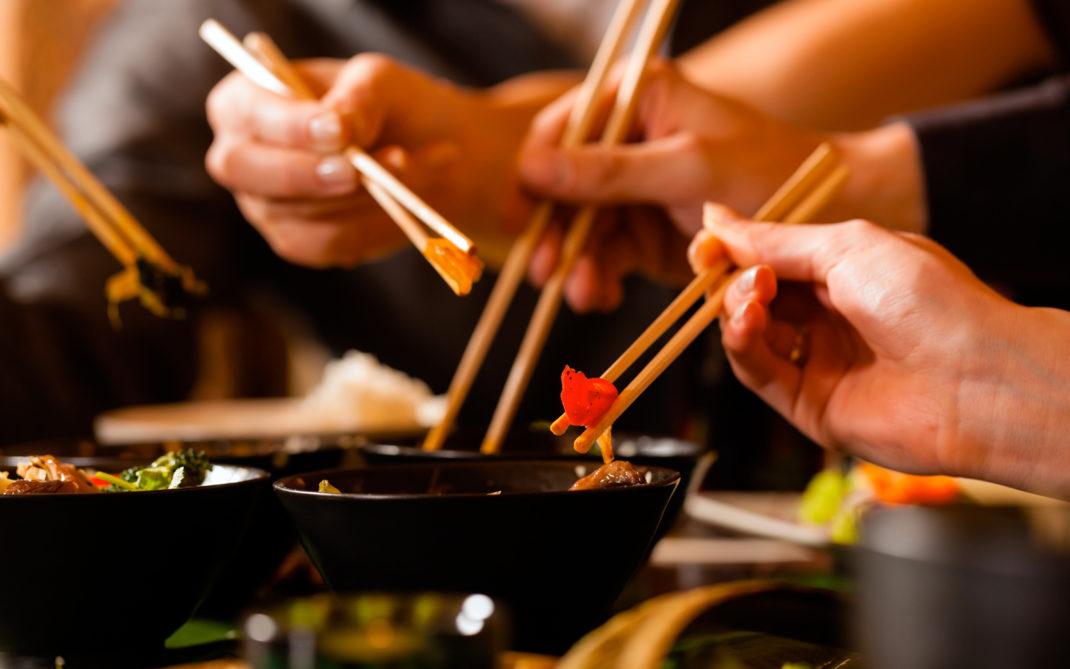 Cucina Cinese Giapponese O Coreana Ecco Le Differenze Silhouette