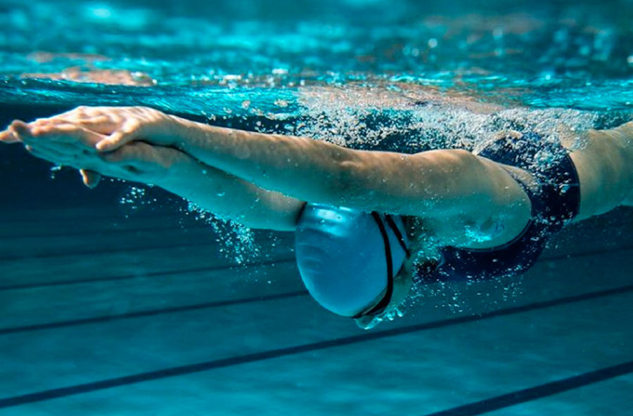 Nuoto, total body workout