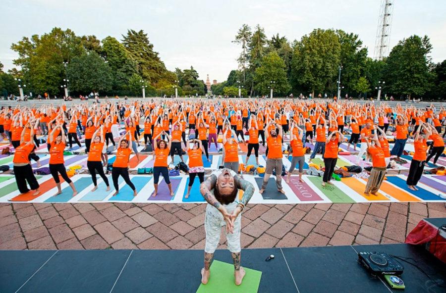 International Yoga Day: vieni a scoprire gli appuntamenti in tutta Italia