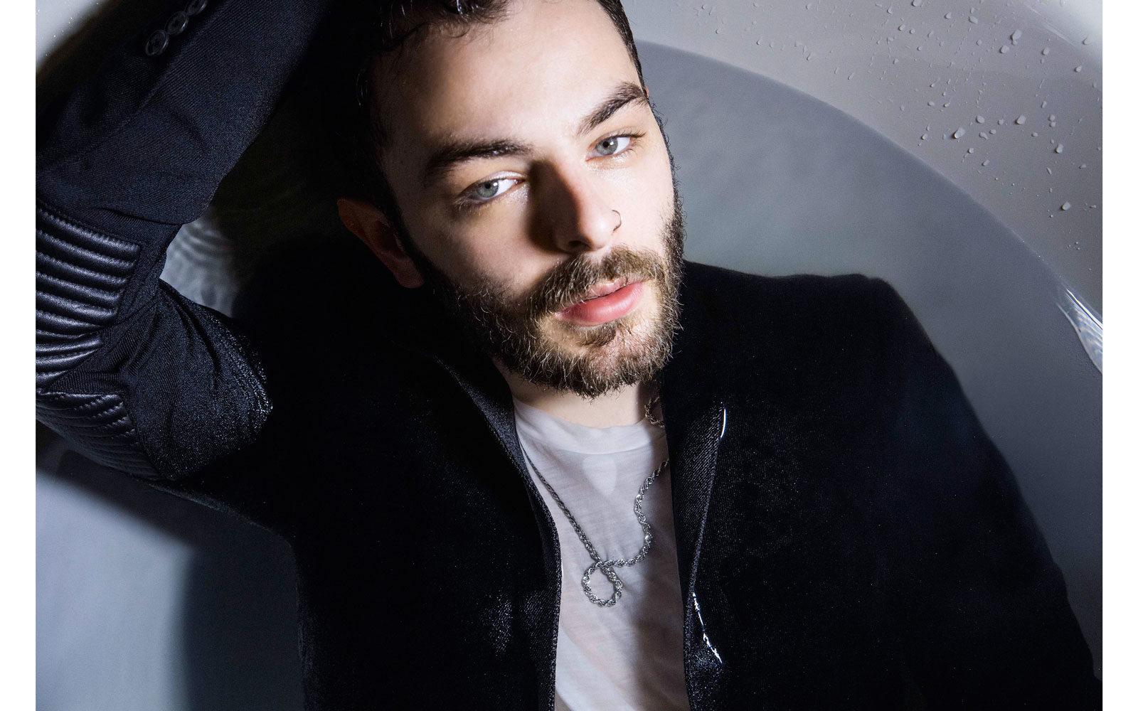 Lorenzo Fragola (credit: Chiara Mirelli)