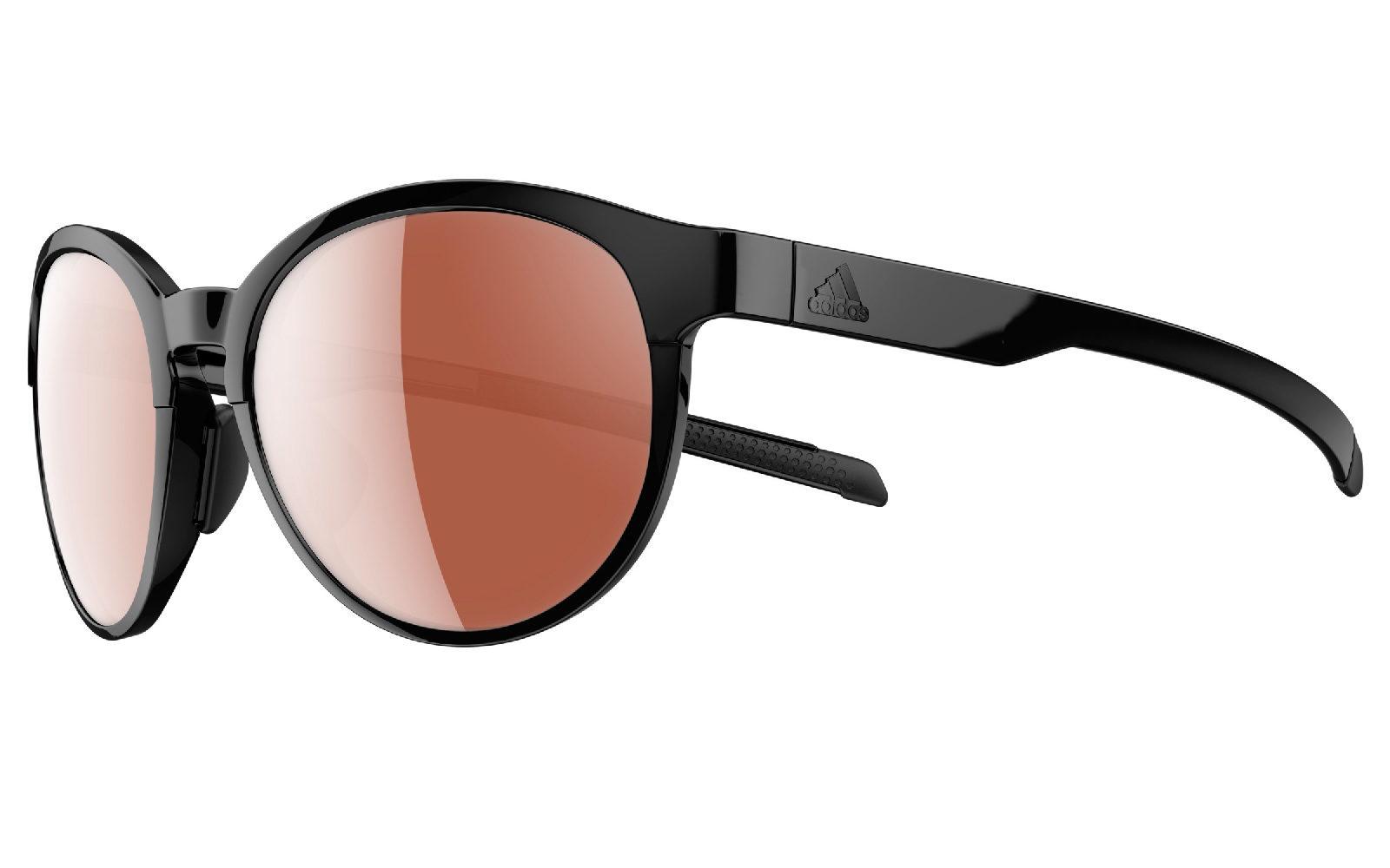 Adidas Eyewear Beyonder, con montatura elegante e leggera, non si muovono grazie ai grip antiscivolo sulle astine e ai naselli regolabili, euro 109