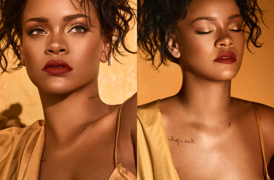 Summer make up: copia il look di Rihanna