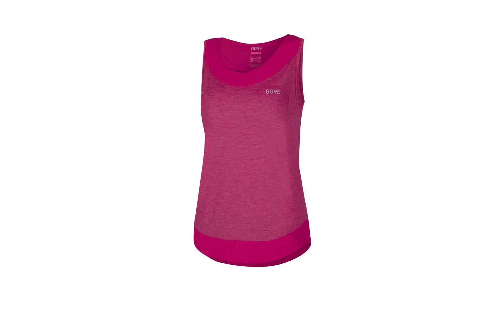 Gore C3, maglia senza maniche in jersey sottile, grande comfort sulla pelle, ideale per quando fa caldo, tasca posteriore con zip, loghi riflettenti, euro 79,95