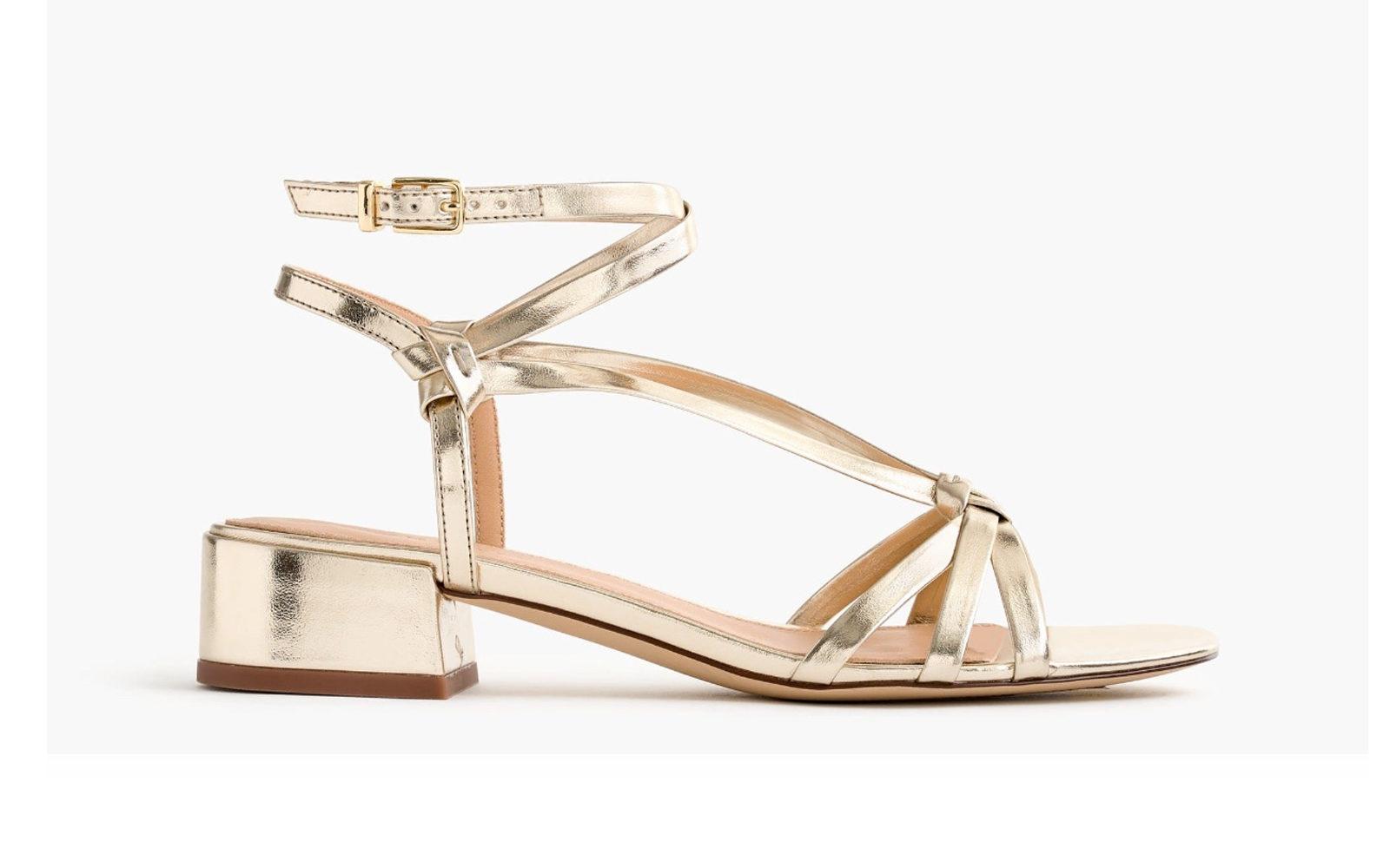 J.Crew lady sandals