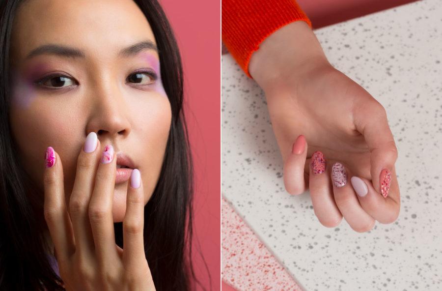 Nail art: decori inediti sulle unghie