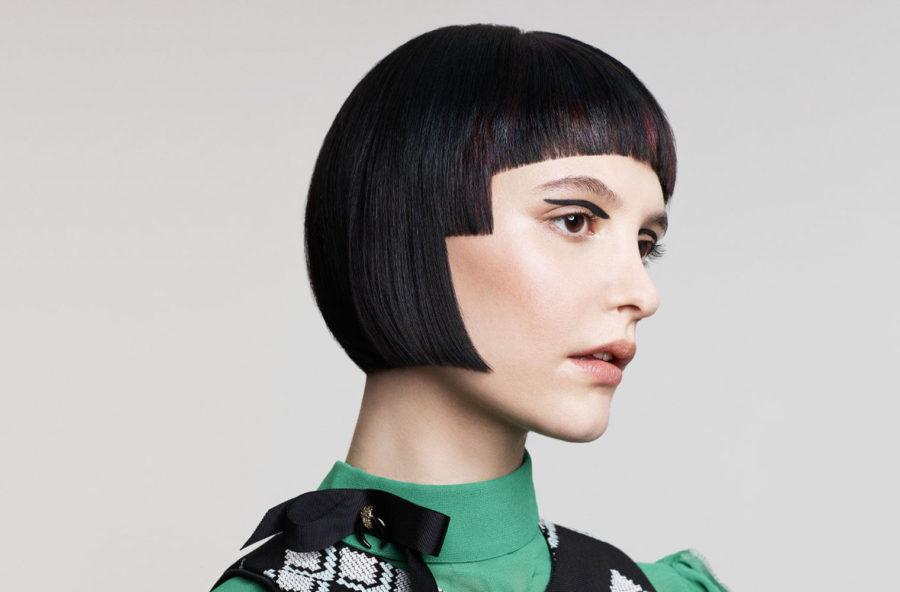Capelli: è il momento dei glass hair