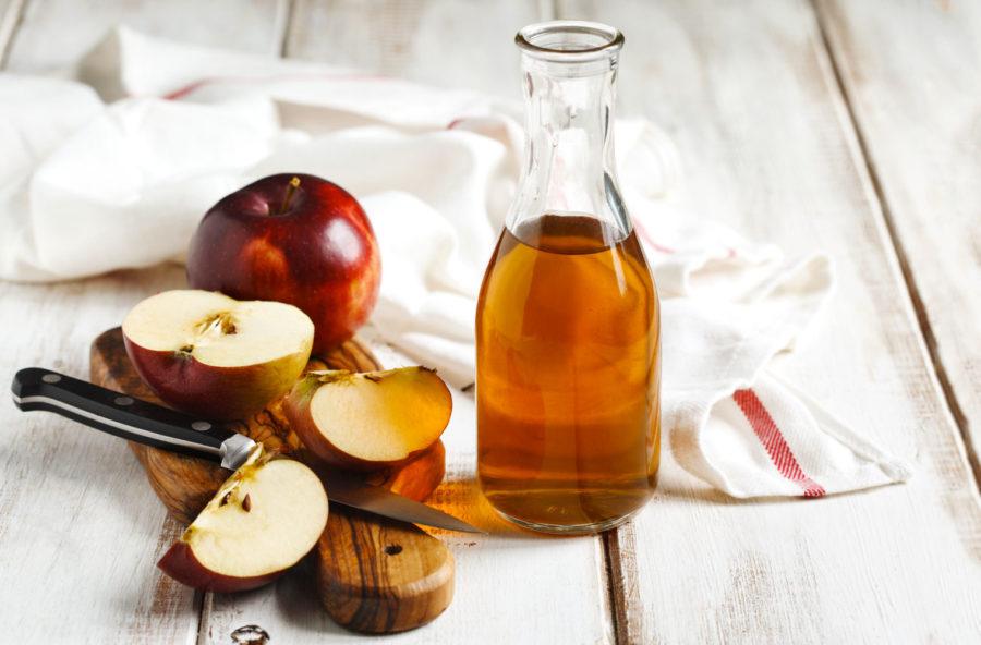 Dimagrire è più facile con l'aceto di mele