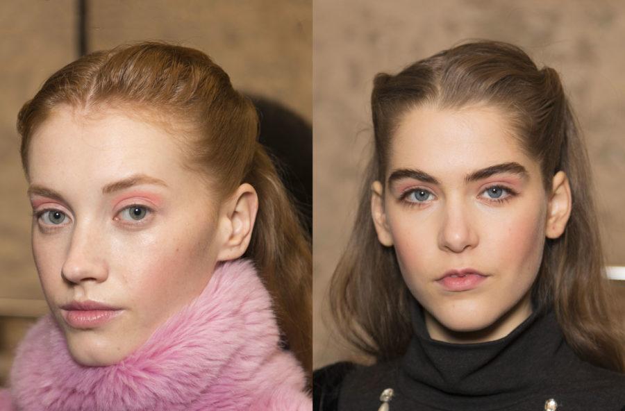 Make up: sfumature pink