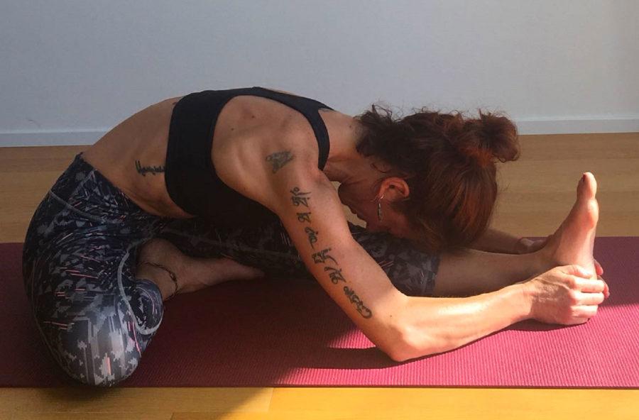 Yoga contro il mal di testa
