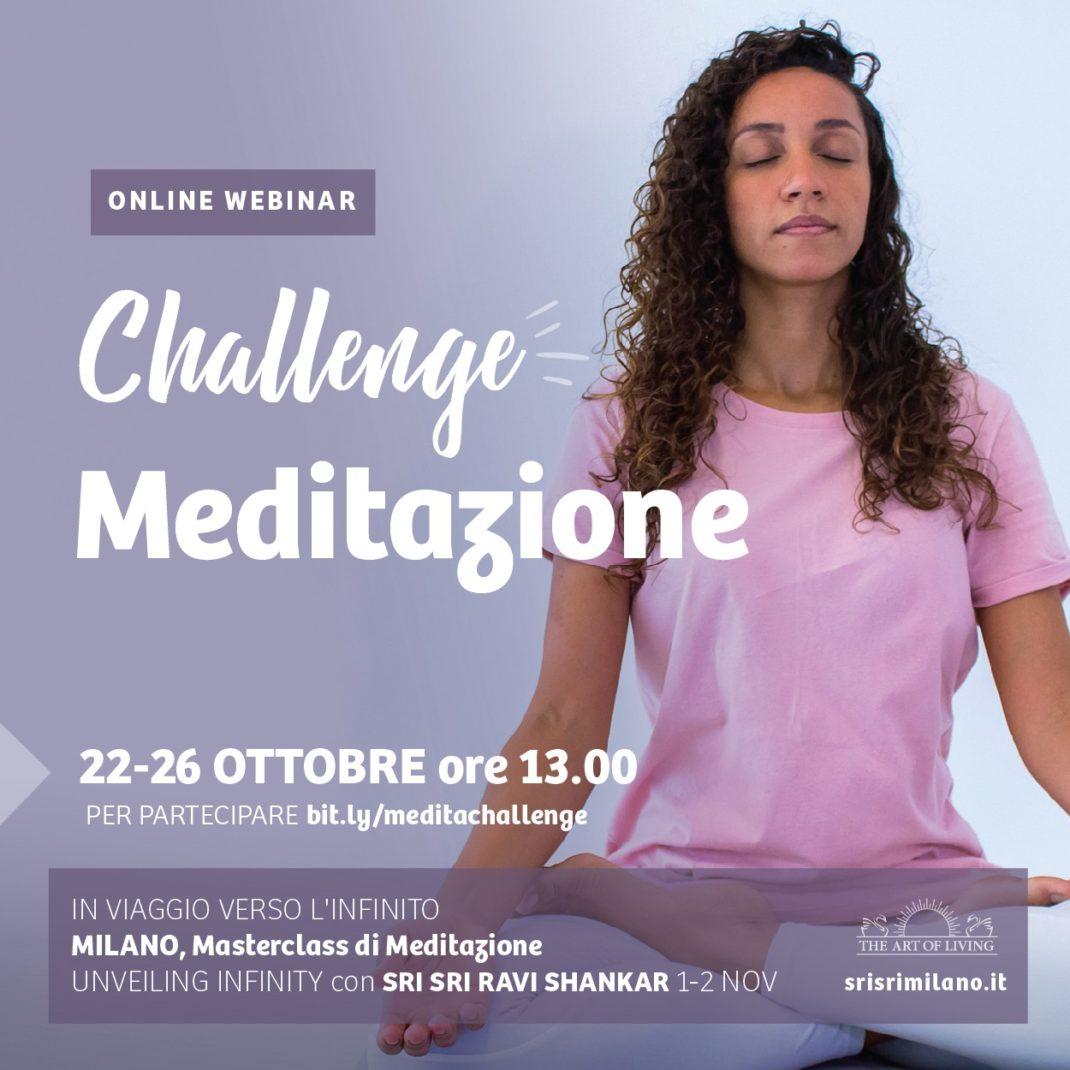 ChallengeII - meditazione in tram