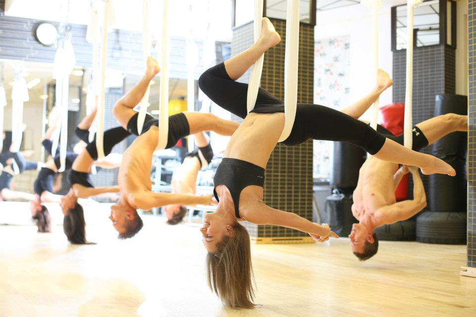 ANTIGRAVITY-YOGA
