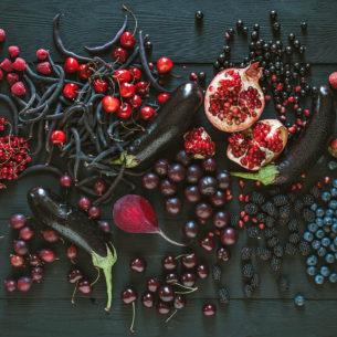 Frutti rossi, perfetti antiage