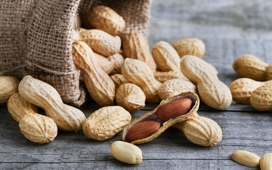 arachidi - vitamina B3