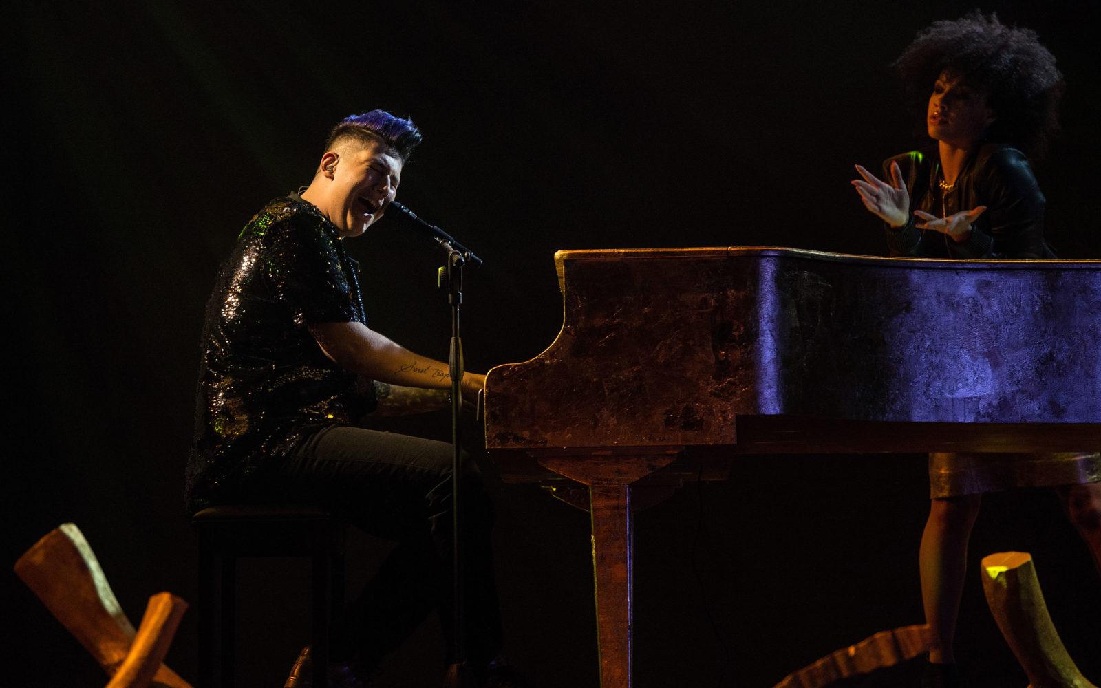 X Factor 2018 secondo live – Emanuele