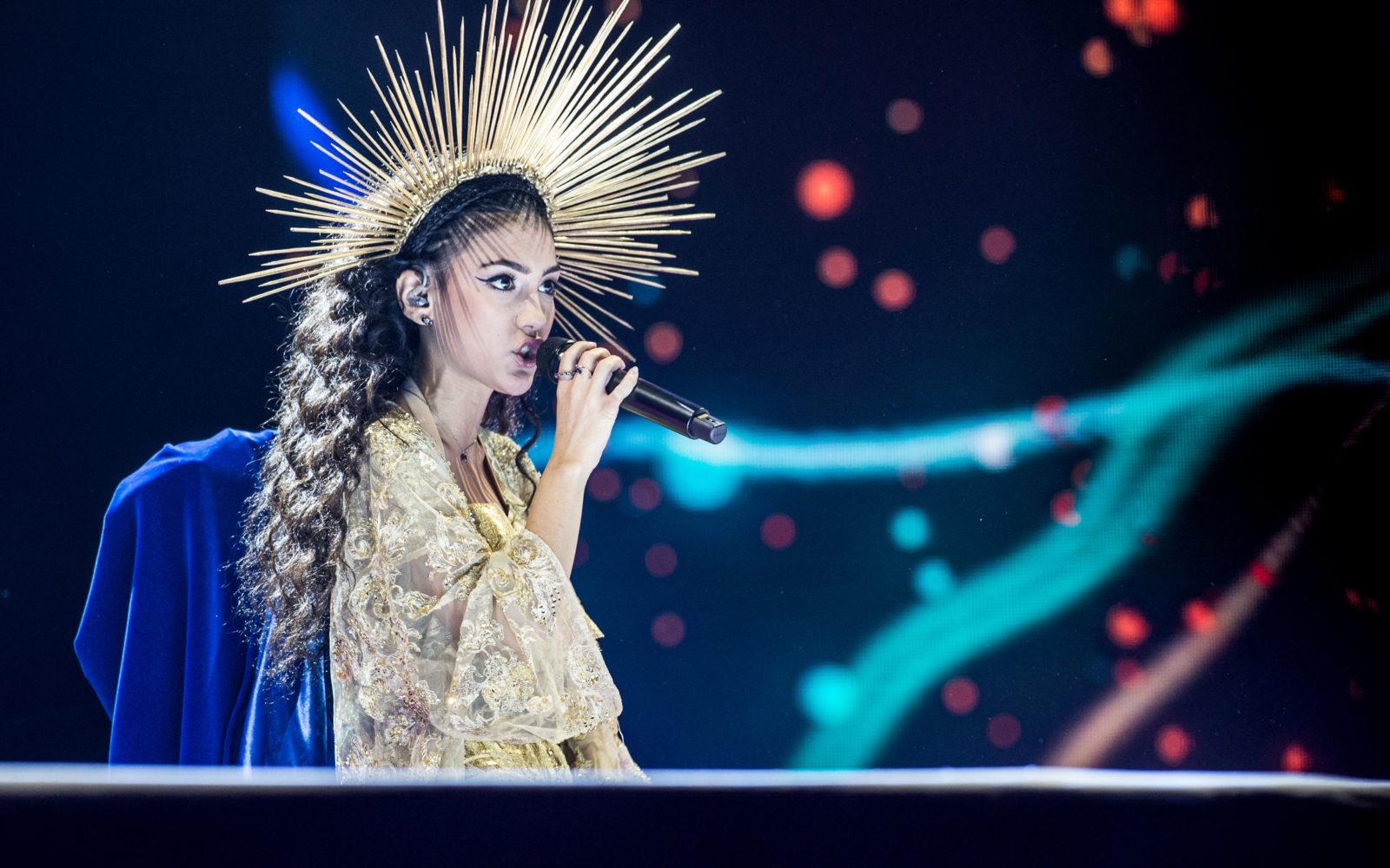 X Factor 2018 secondo live – Luna