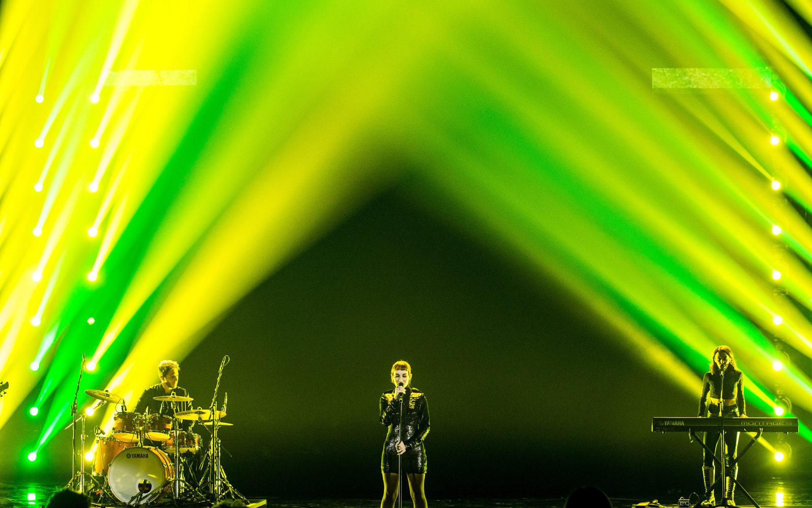 X Factor 2018 secondo live – Seveso Casino Palace