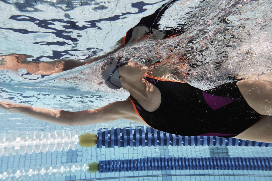 nuoto una volta a settimana