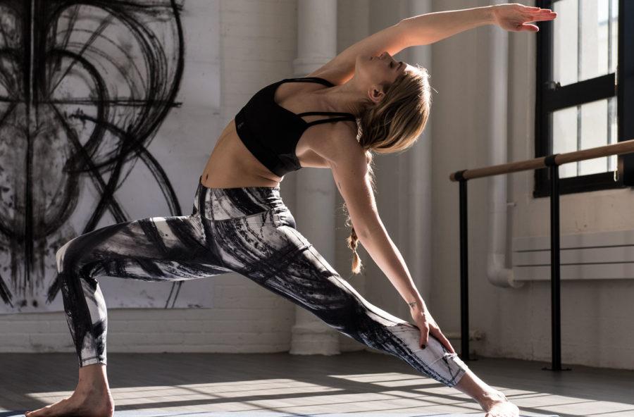 Ashtanga yoga, una meditazione in movimento