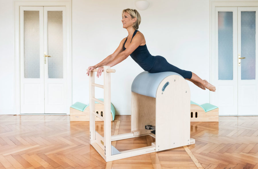 Pilates, Big barrel per una schiena in forma