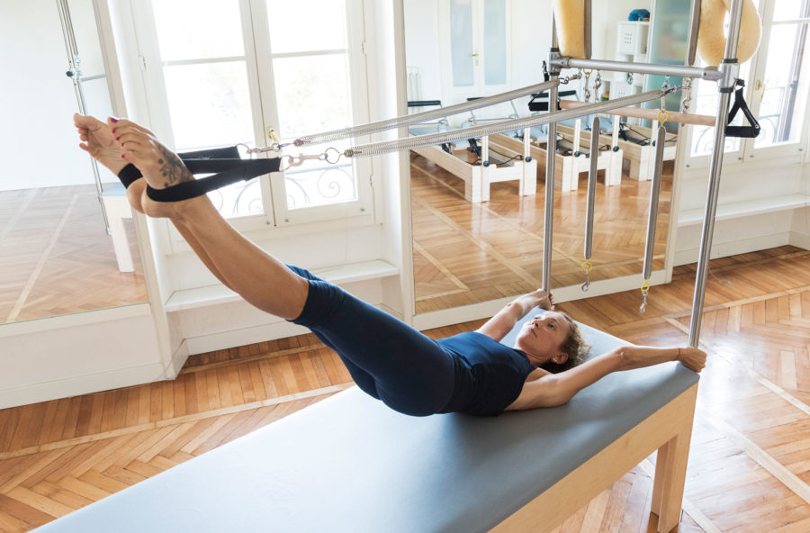Pilates, una Cadillac per il tone-up di tutti i muscoli