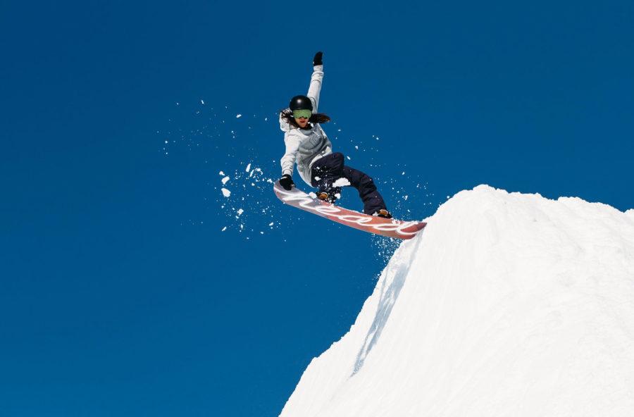 Snowboard, la divertente alternativa allo sci