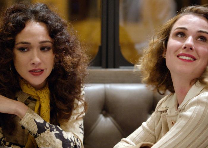 Dajana Roncione nel ruolo di Loredana Berté e Nina Torresi nel ruolo di Alba