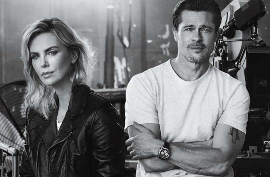 Brad Pitt e Charlize Theron: è davvero love story?