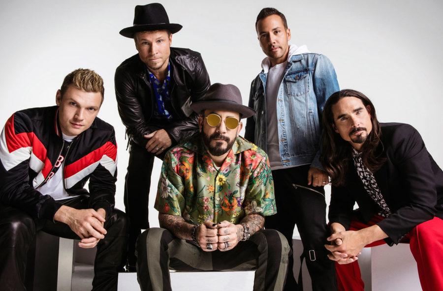 Backstreet Boys: torna la boy band cult degli anni'90