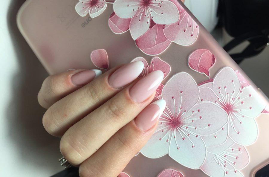 Nail art: delicato effetto dégradé