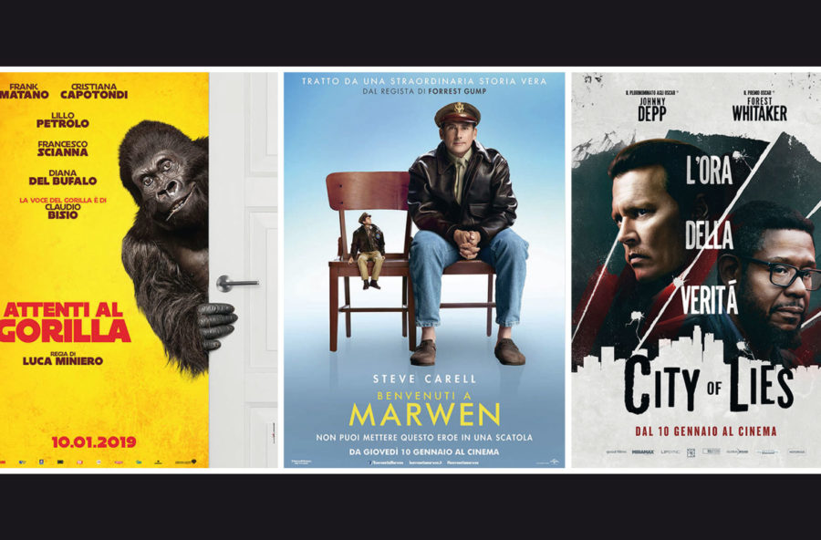 Cinema, vieni a scoprire i film del weekend