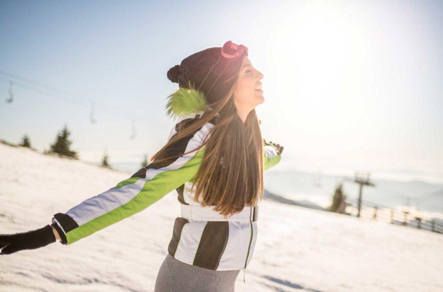 Pelle al freddo: non dimenticare i punti fragili