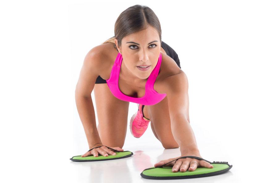 Pancia piatta, prova un esercizio tonificante con il glide