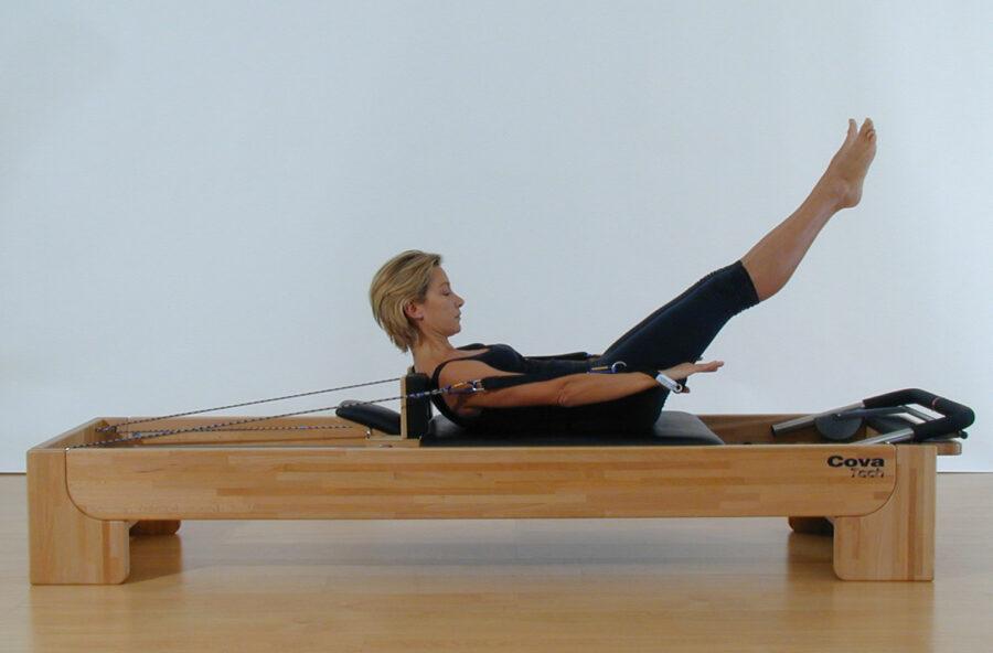 Pilates, Hundred sul Reformer: serve quota cento anche per tonificarsi