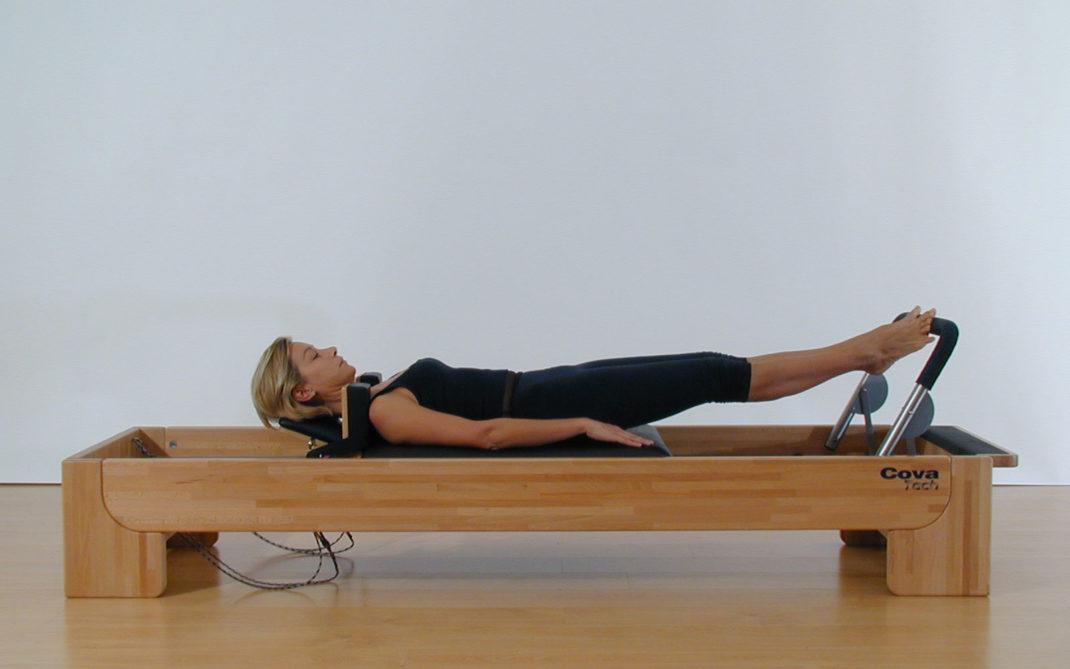 Pilates-footwork-reformer