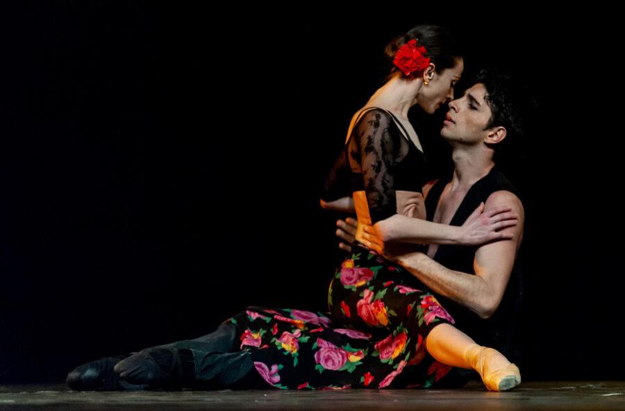 Coppia: ballando si trova anche l'amore