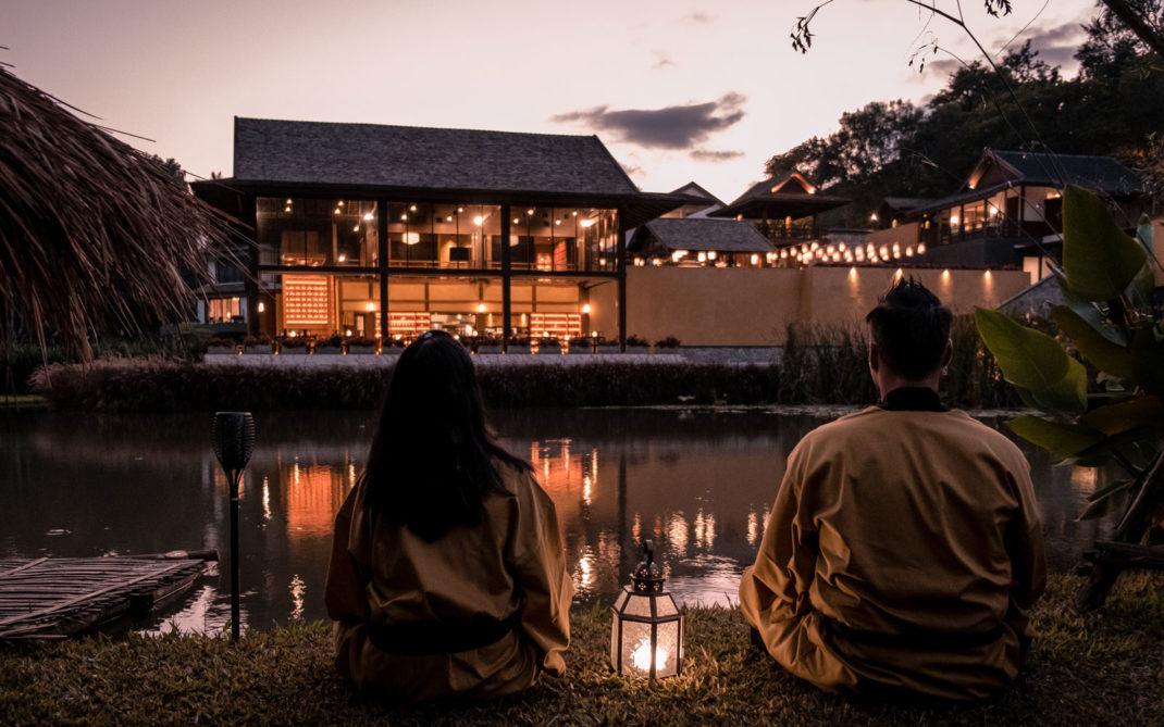 Romantico ryokan giapponese
