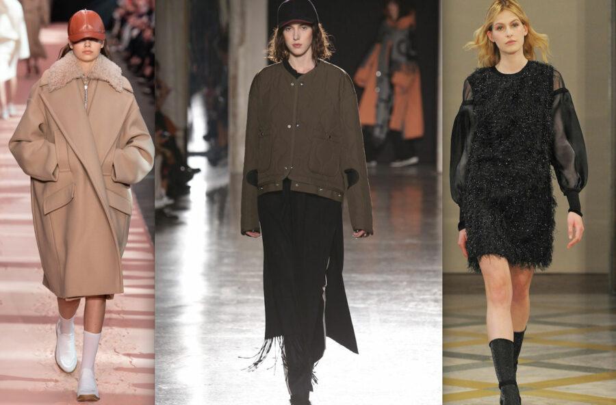 Milano Moda Donna AI 2019-2020: sì ai classici black and brown