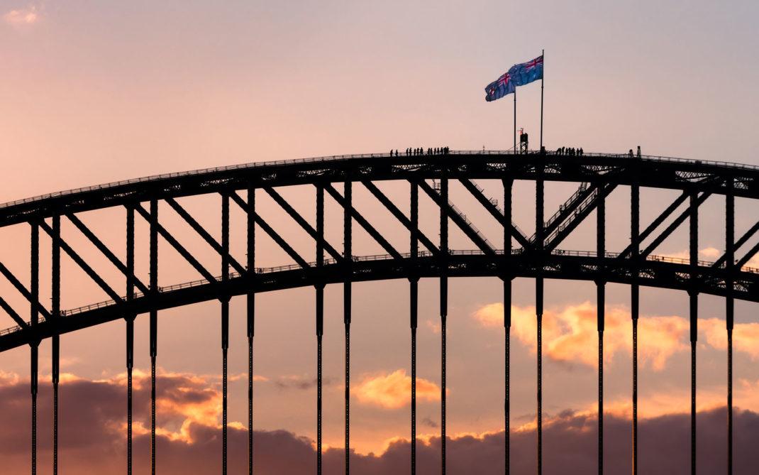 Scalata dell'Harbour Bridge a Sidney