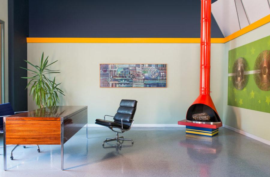 Arte in ufficio, per diminuire lo stress e aumentare la produttività