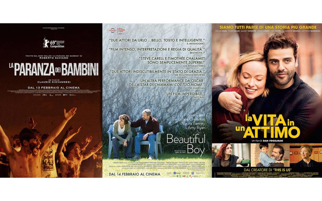 film weekend 15 febbraio