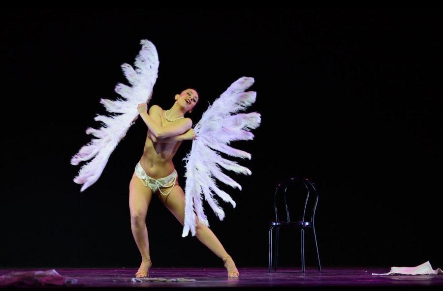 Il burlesque diventa una danza-fitness