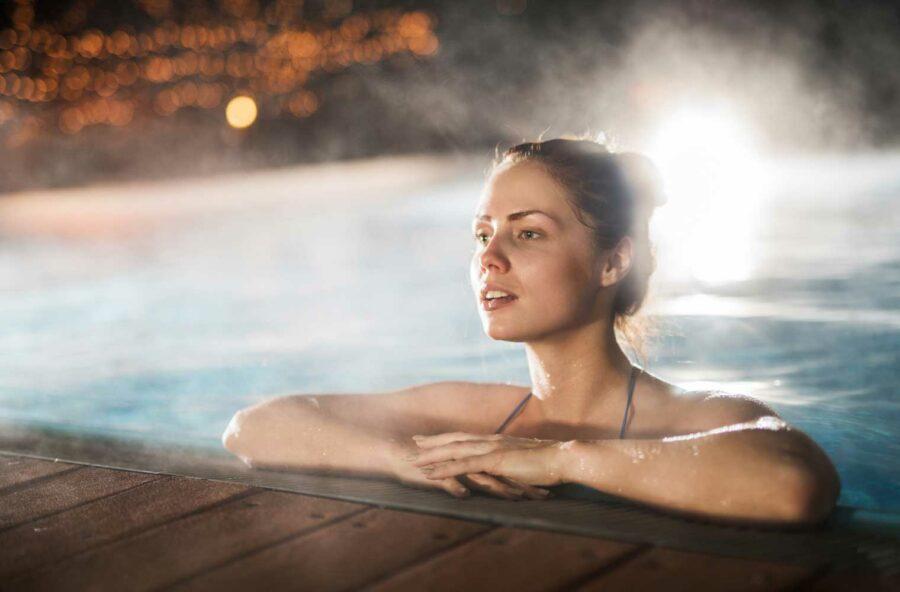 Tosse: curala con le acque termali