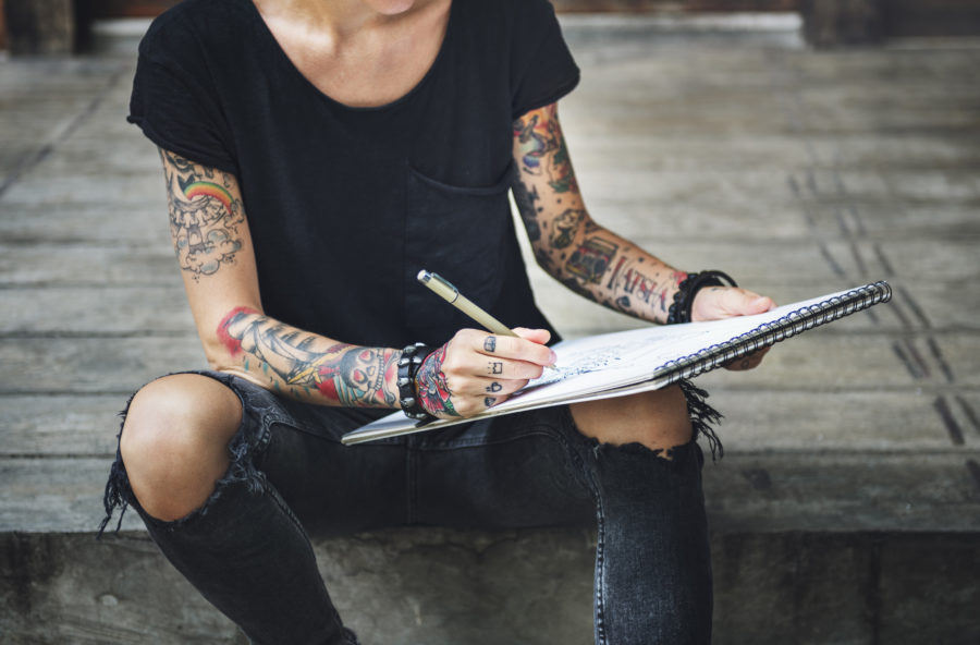 Tendenza tatuaggi: sbocciano ancora i fiori