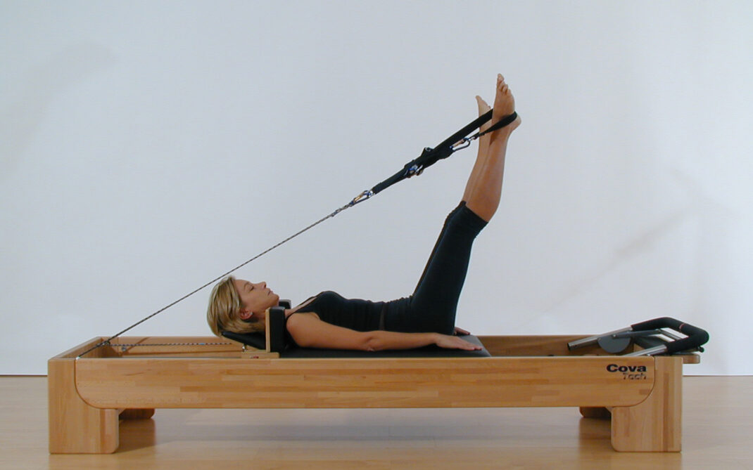 Pilates - Reformer - leg circles