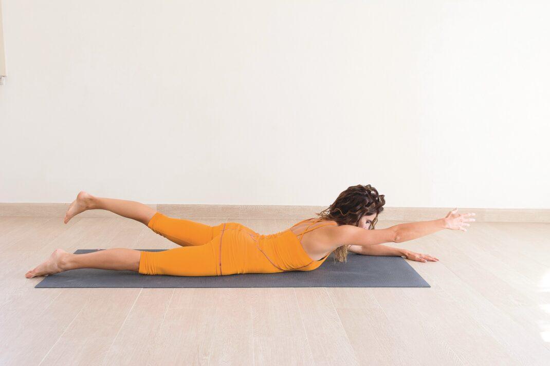 yoga morelli - locusta