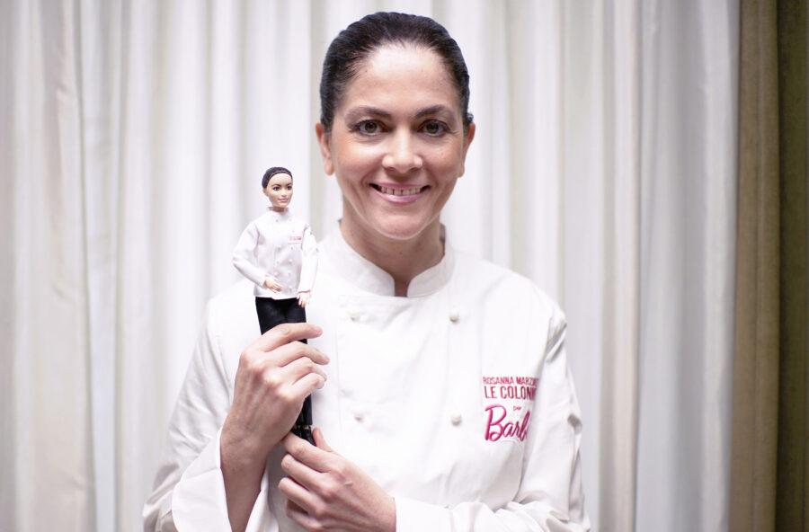 Barbie festeggia i 60 anni e indossa la divisa da chef (stellata) di Rosanna Marziale