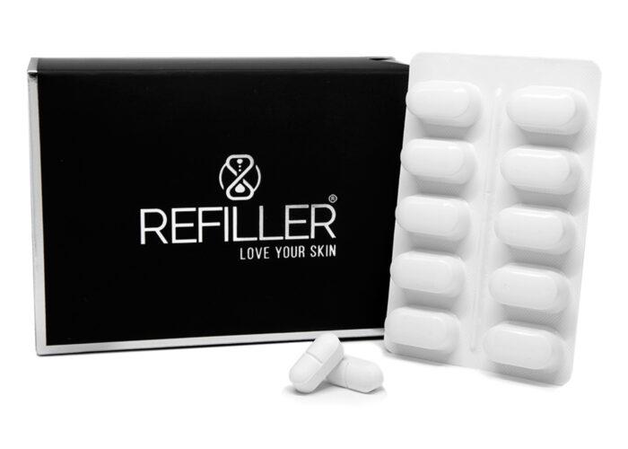 Refiller è un integratore in compresse di ultima generazione