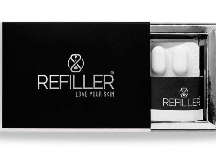 Ogni scatola di Refiller è per 30 giorni di trattamento