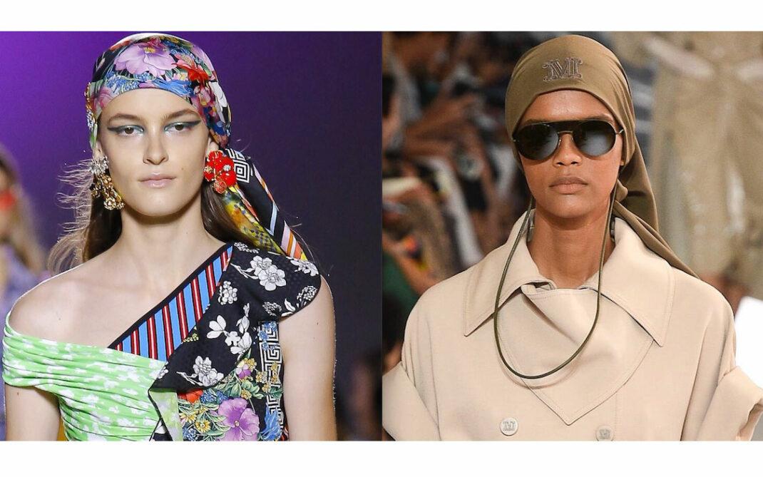 moda foulard