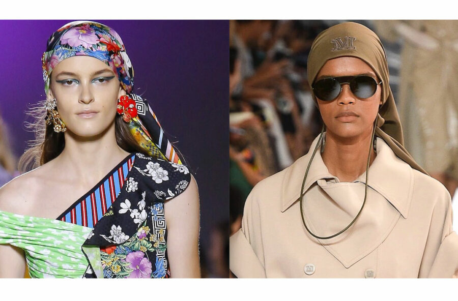 Tendenza moda primavera-estate 2019: durag, il copricapo must have di stagione